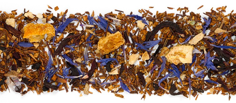 Love struck rooibos from Tattle Tea