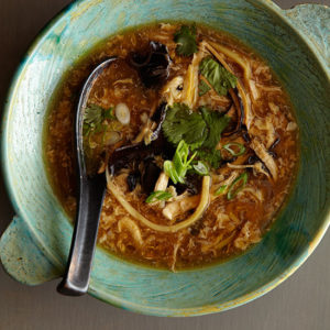 Hot and Sour Soup from Food & Wine Magazine.