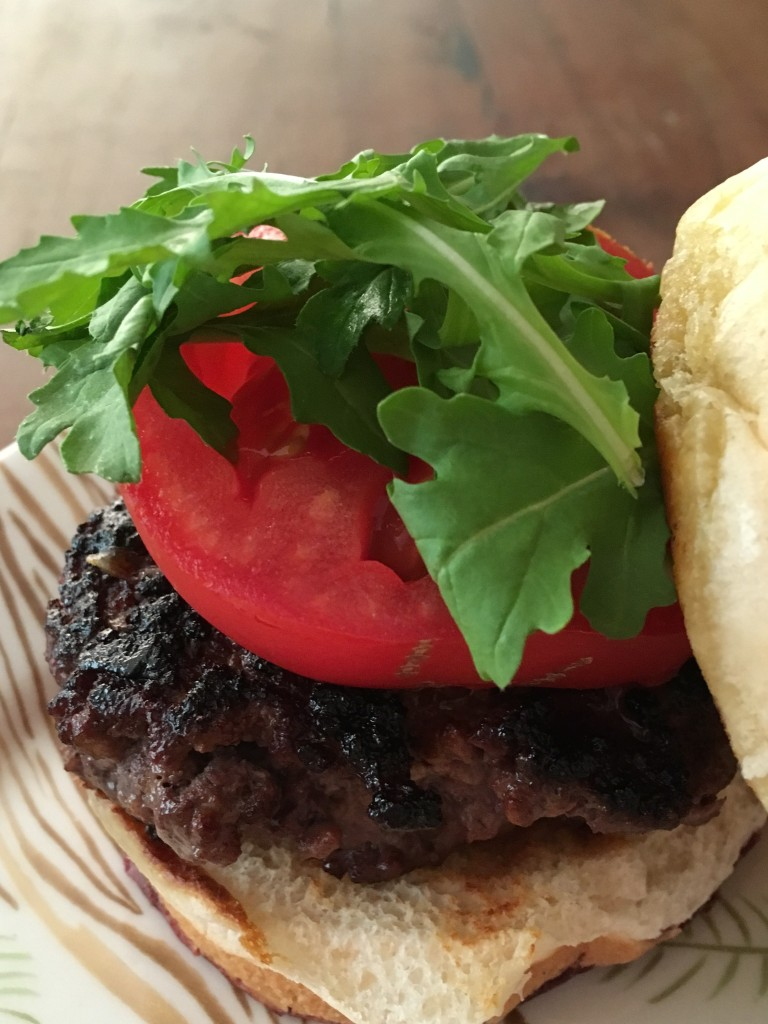 Try a slider infused with a red wine reduction. Your taste buds will thank you.