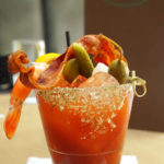 The Bloody Mary at Burke & Wills Australian Bistro