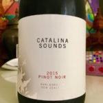 catalina sounds pinot noir