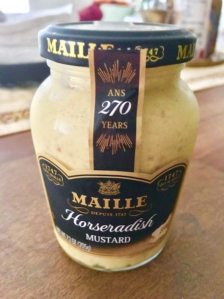 mustard-vinaigrette