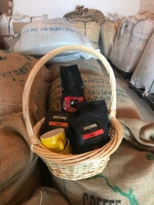 abbotsford road coffee gift basket