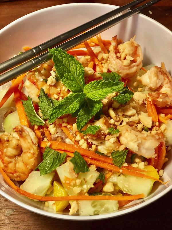 Vietnamese-Noodles-Shrimp